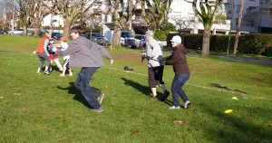 League - Field Pong