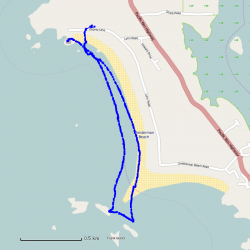 LongBeachWalk_map