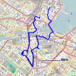 Geneve-map