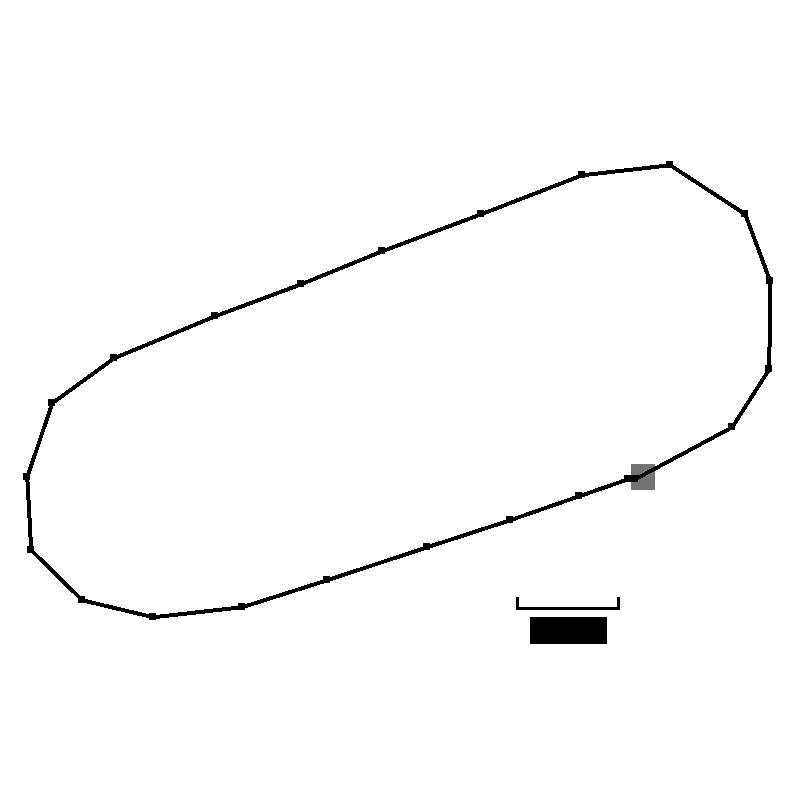 400m-track