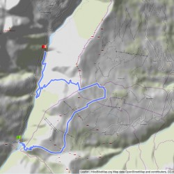 Safiental-terrain